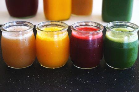 Рецепт натурального сока