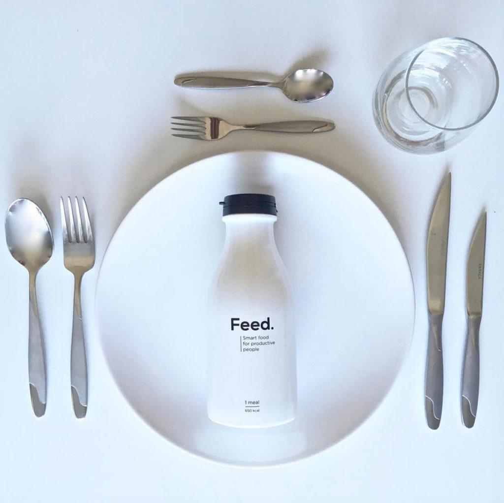 Что такое Еда 2.0