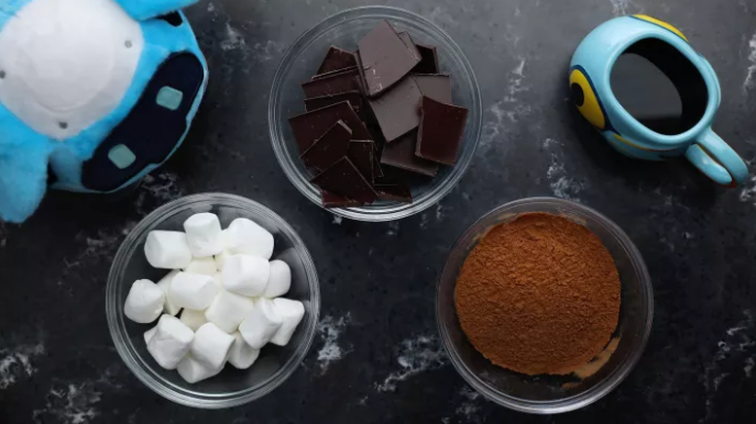 Шоколадное мороженое фото рецепт