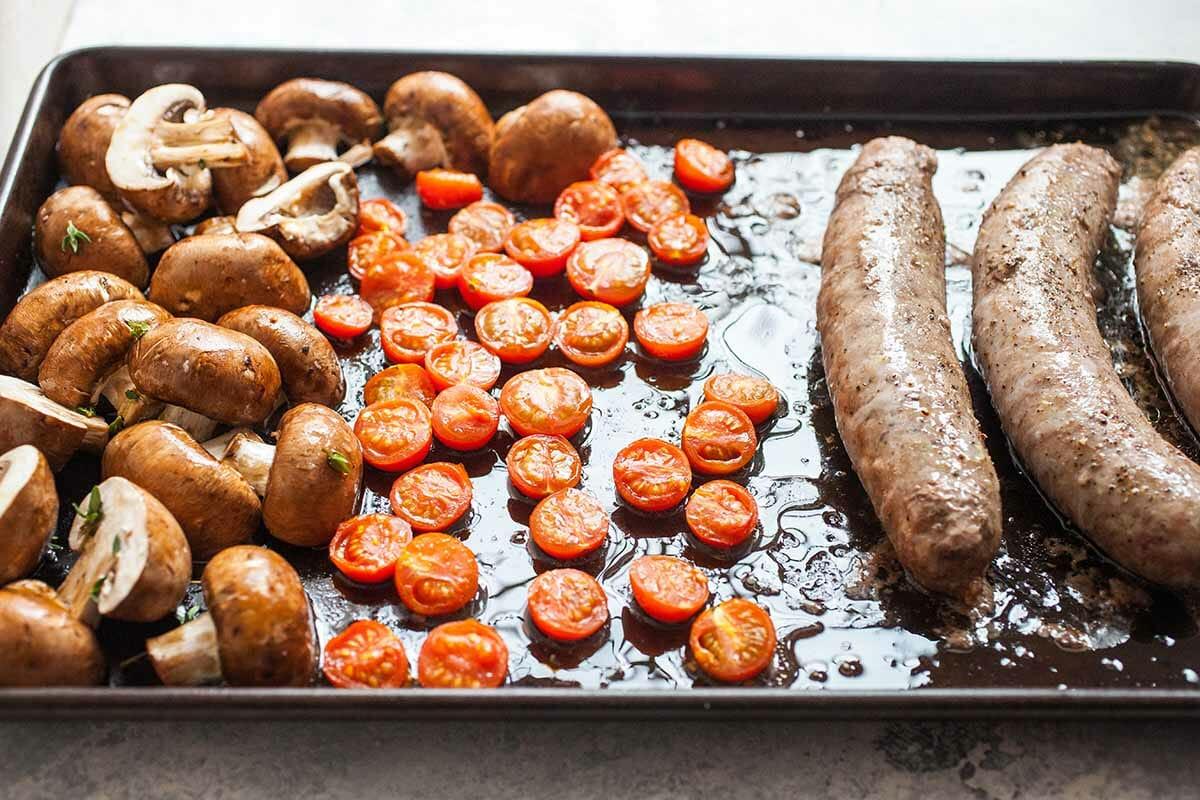 Английский завтрак рецепт с фото