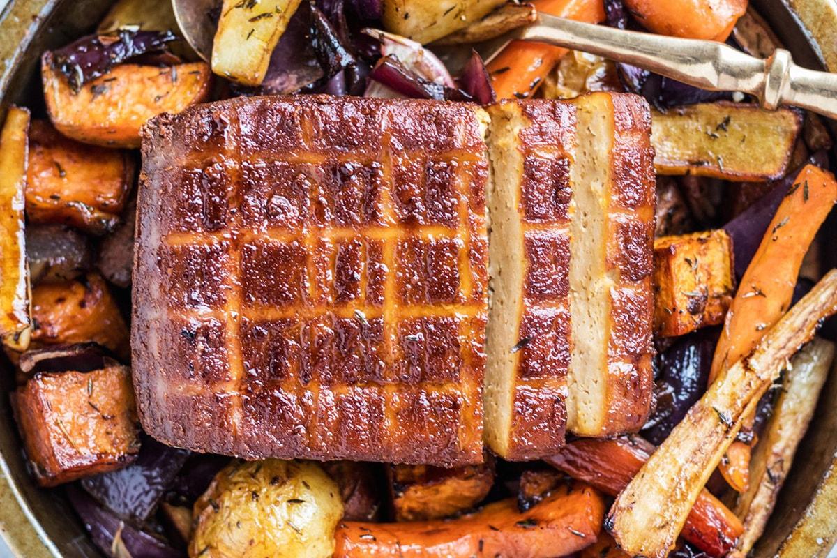 Овощное жаркое рецепт фото