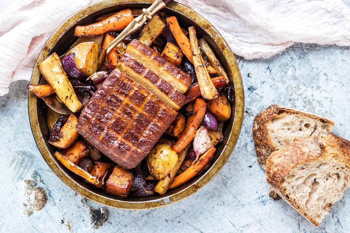 Жаркое без мяса рецепт с фото