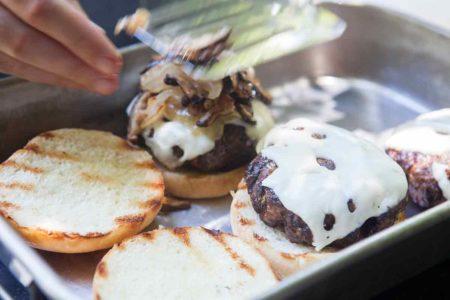 Фото рецепт бургеров с говядиной
