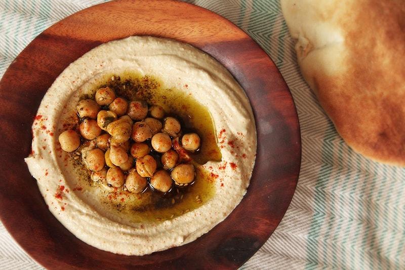 Как приготовить хумус дома