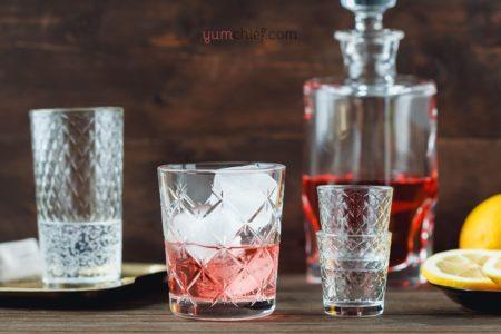 Классический рецепт коктейля Американо