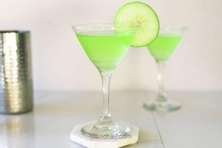 Рецепт яблочного мартини - фото