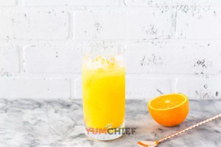 Как сделать коктейль Отвертка в домашних условиях - фото
