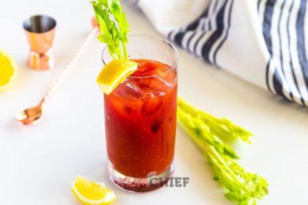 Рецепт коктейля Кровавая Мэри - фото