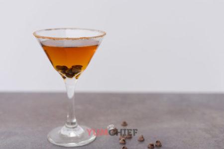 Шоколадный мартини рецепт с фото