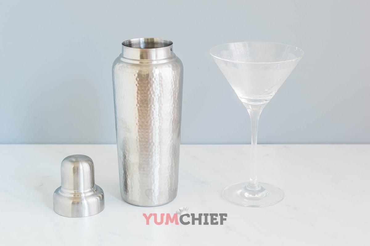 Рецепт коктейля Космополитен фото