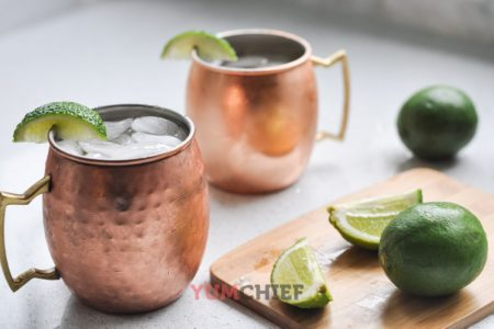 moscow mule коктейль