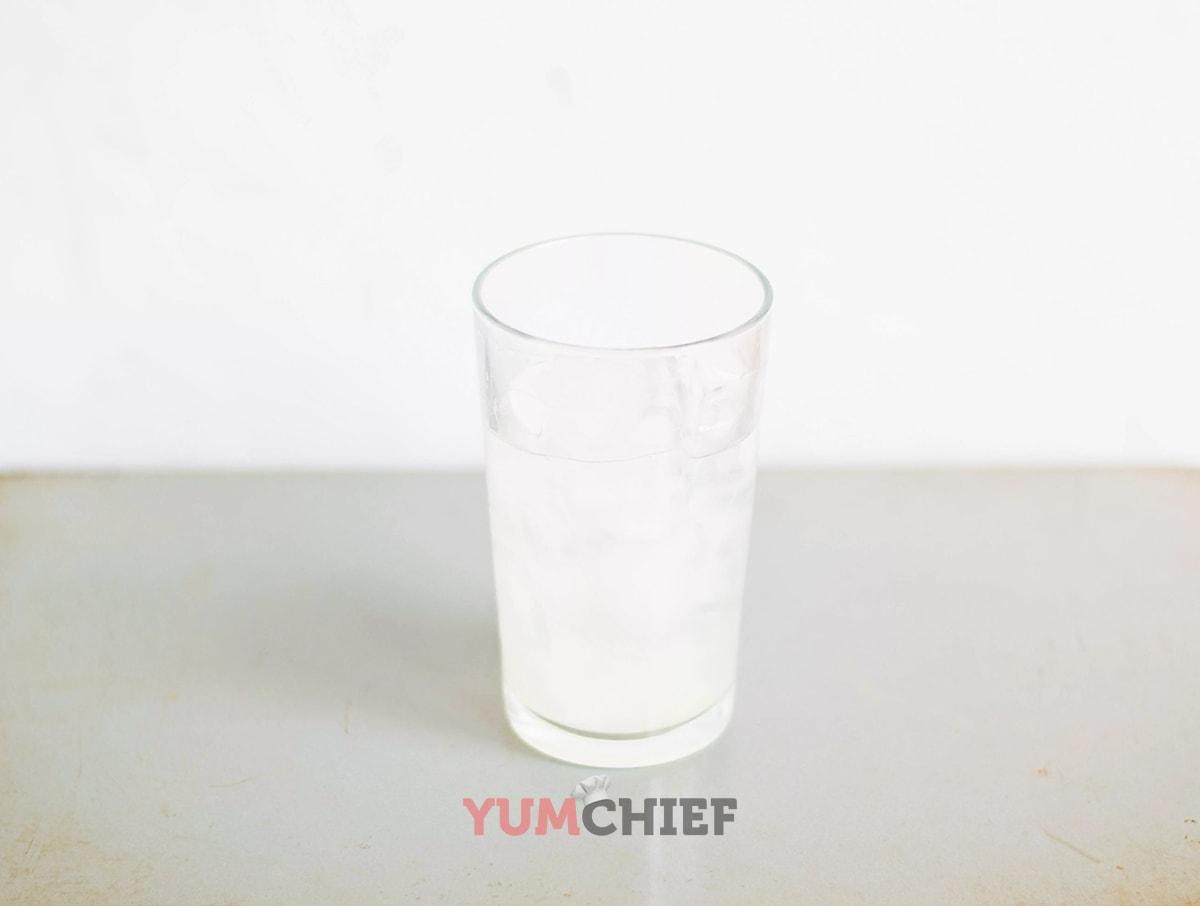 Водка со швепсом - фото рецепт