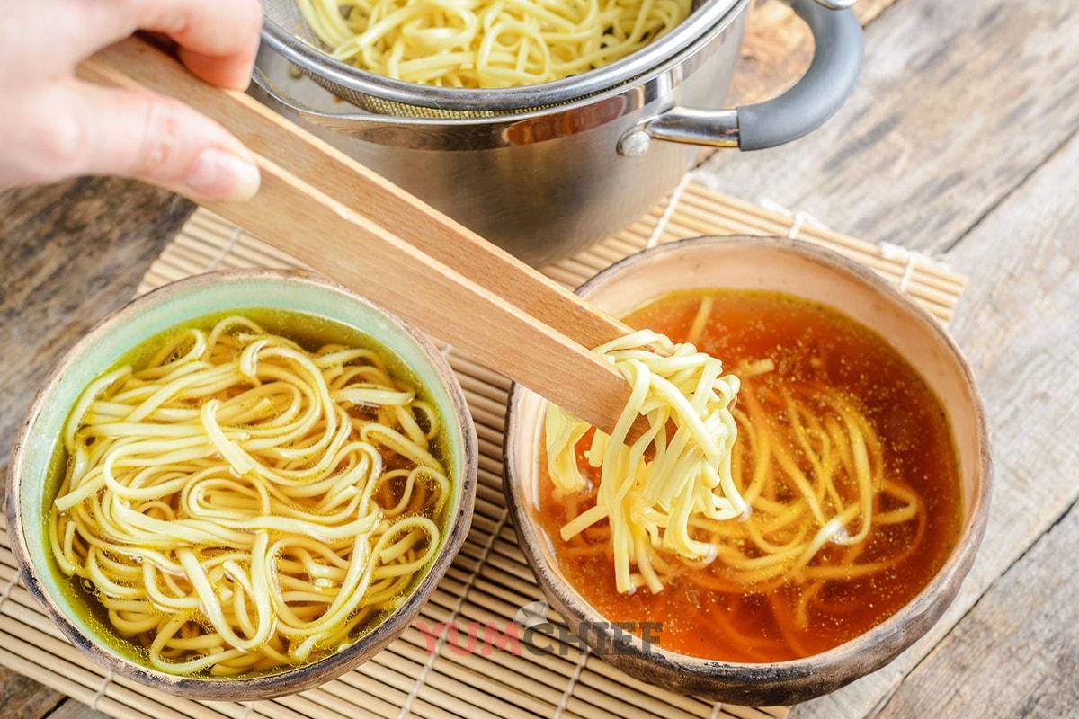 Японский суп рамен - рецепт с фото