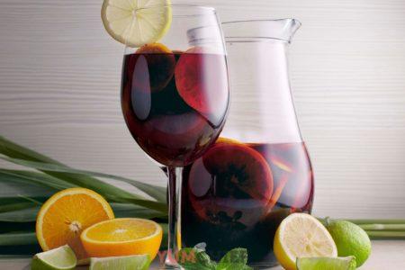 Рецепт сангрии из красного вина