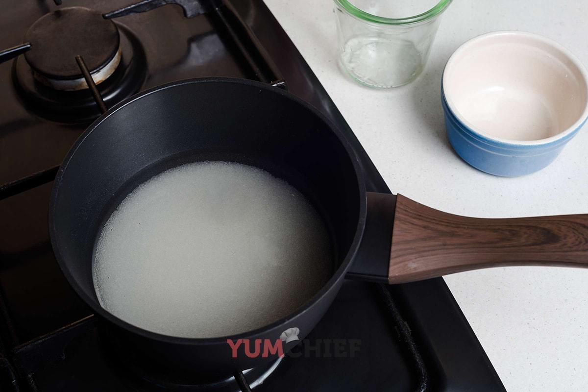 Как сварить сироп из имбиря