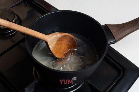 Как сварить имбирный сироп