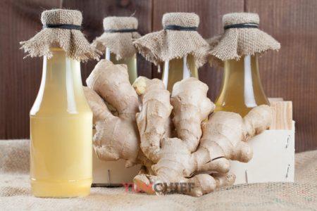 Рецепт имбирного сиропа