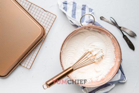 Рецепт классического сливочного крема