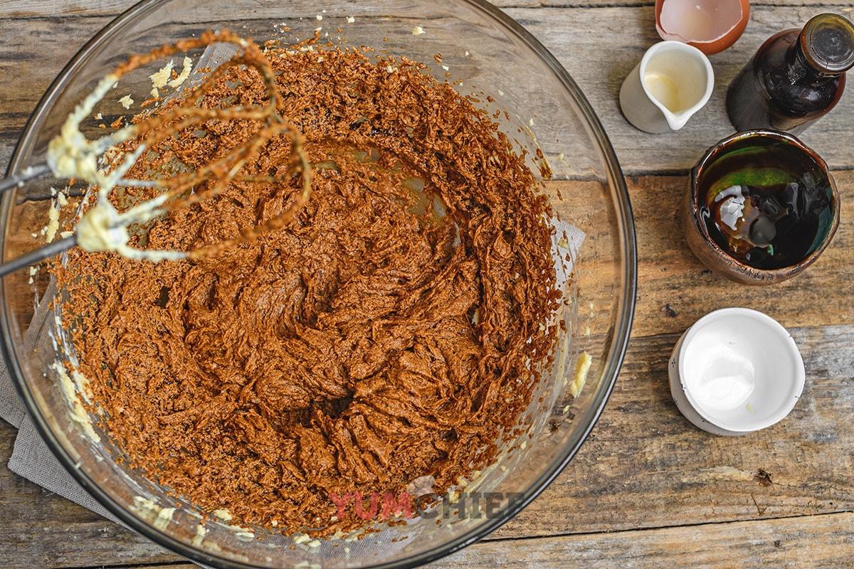 Имбирное печенье - фотография рецепта