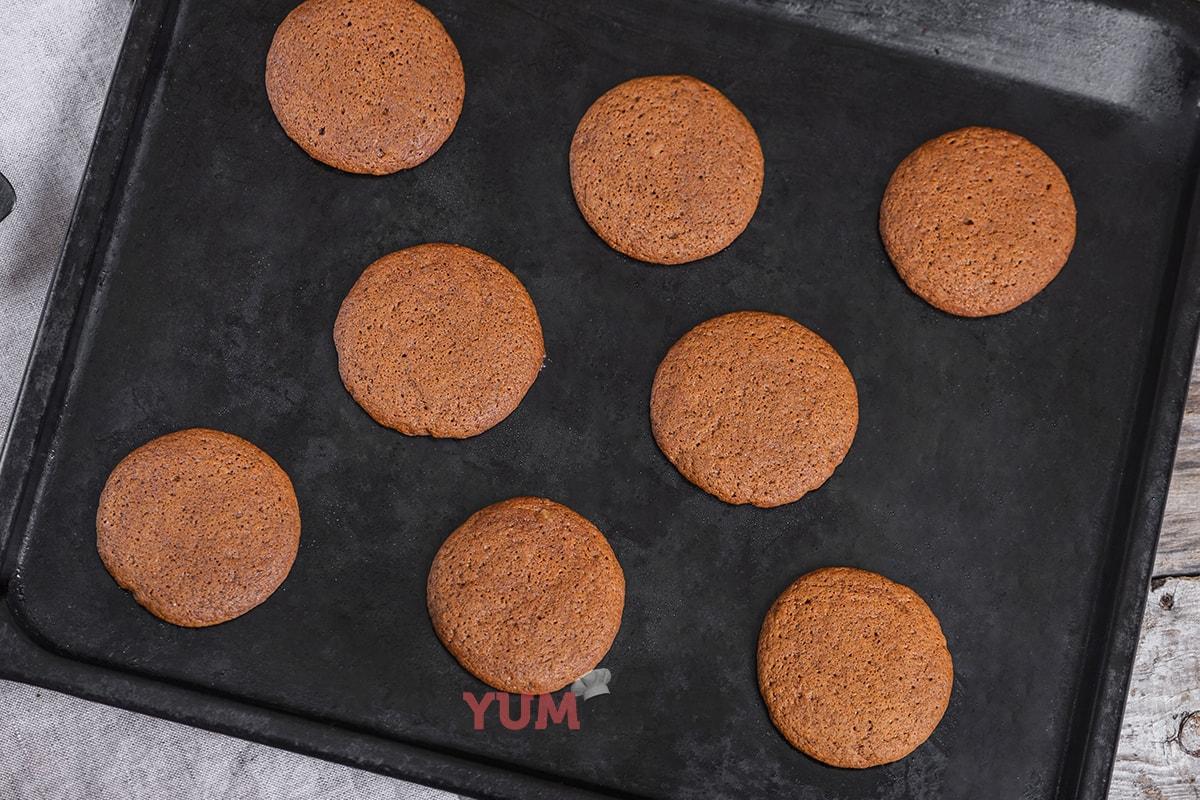 Имбирное печенье - рецепт с фото