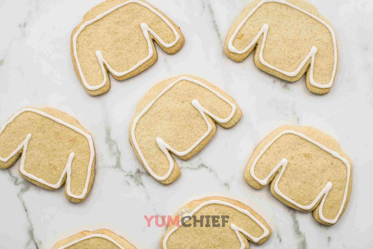 Рецепт печенья для Нового года