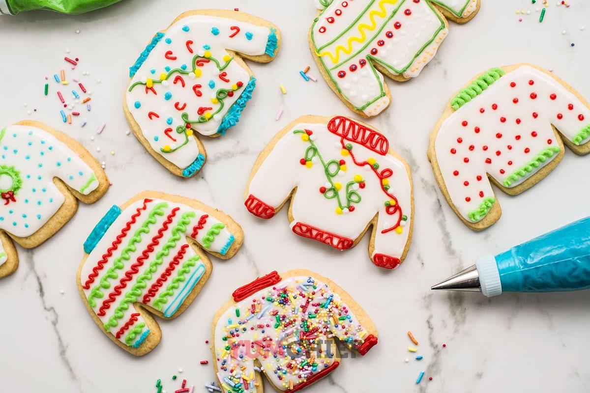 Печенье для Нового года