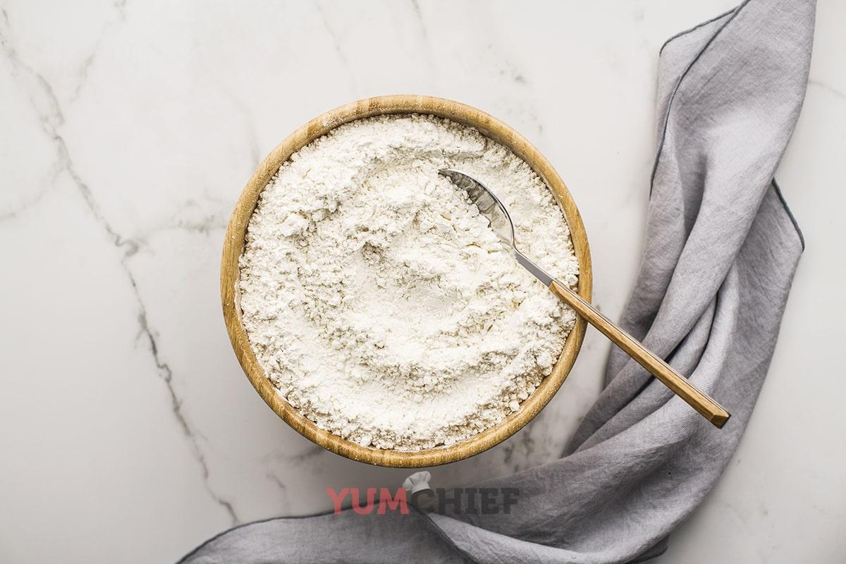 Фотография приготовления вкусного печенья