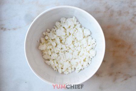 Фото творога для приготовления сырников