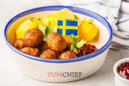 Рецепт фрикаделек IKEA