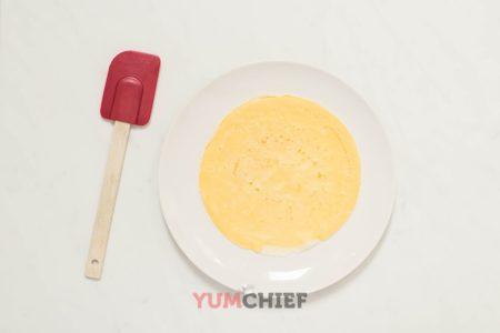 Рецепт приготовления блинов