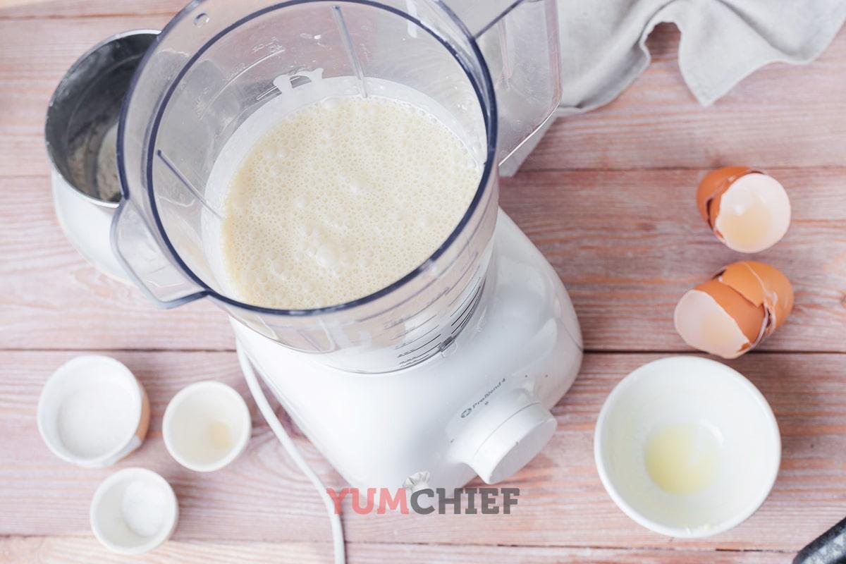 Рецепт классических блинчиков с фото