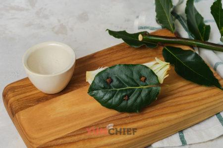 Фотография ингредиентов для бешамель