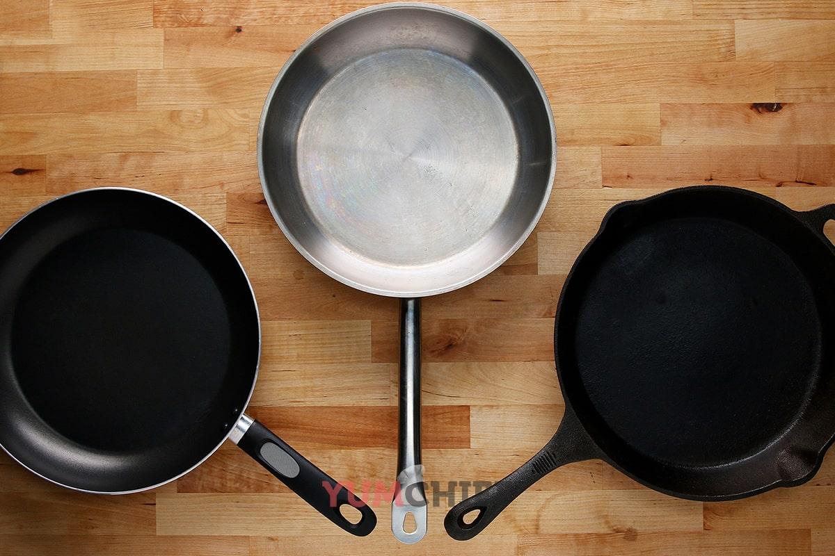 Как выбрать сковороду