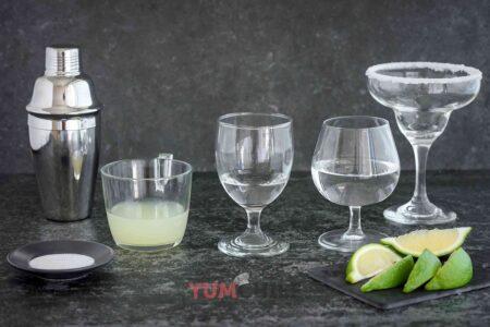Пропорции алкогольного коктейля маргарита