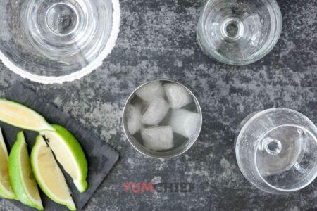 Состав коктейля маргарита