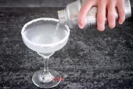 Как делается коктейль маргарита