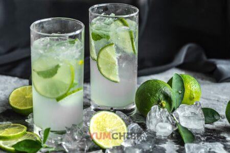 Классический алкогольный коктейль мохито