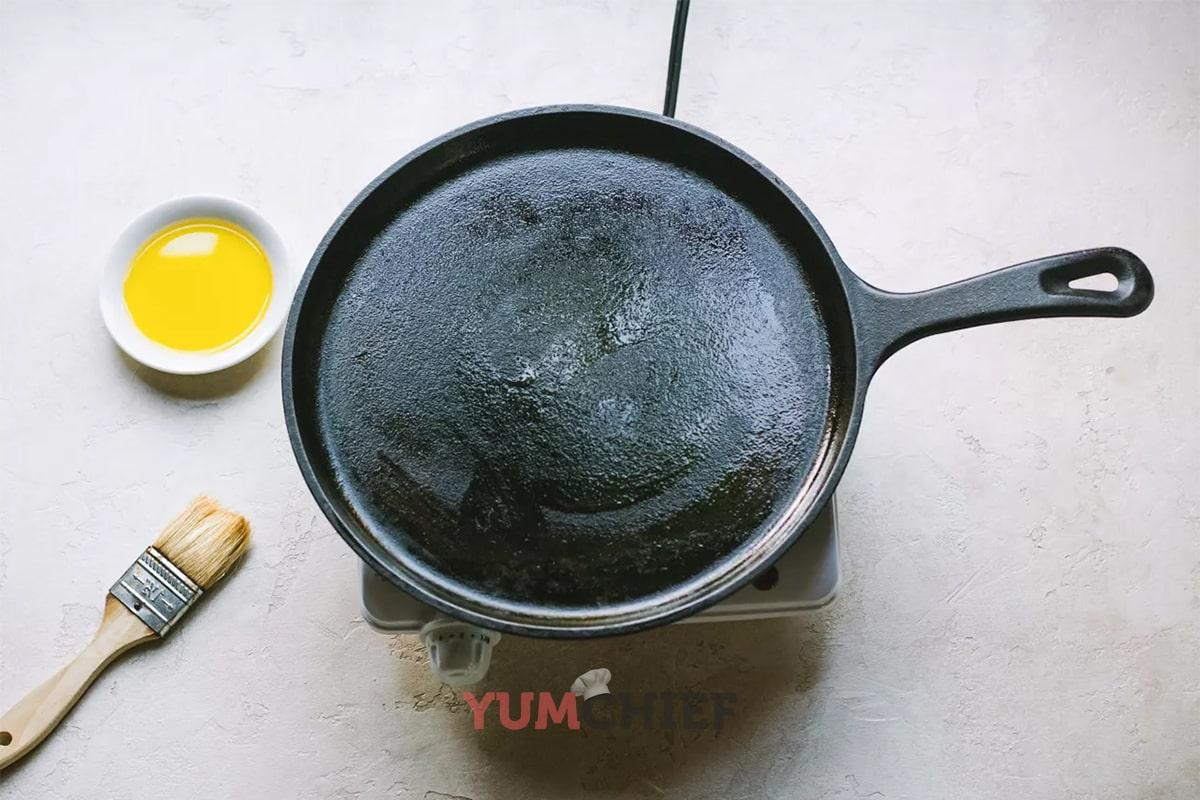 Как готовят блины без глютена