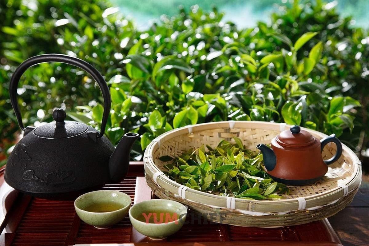 Традиции чая