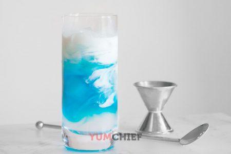 Рецепт коктейля Медуза