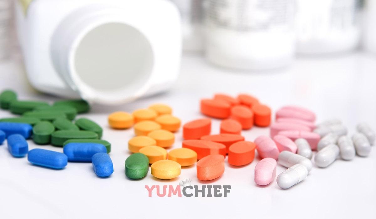 Лучшие мультивитаминные комплексы рейтинг