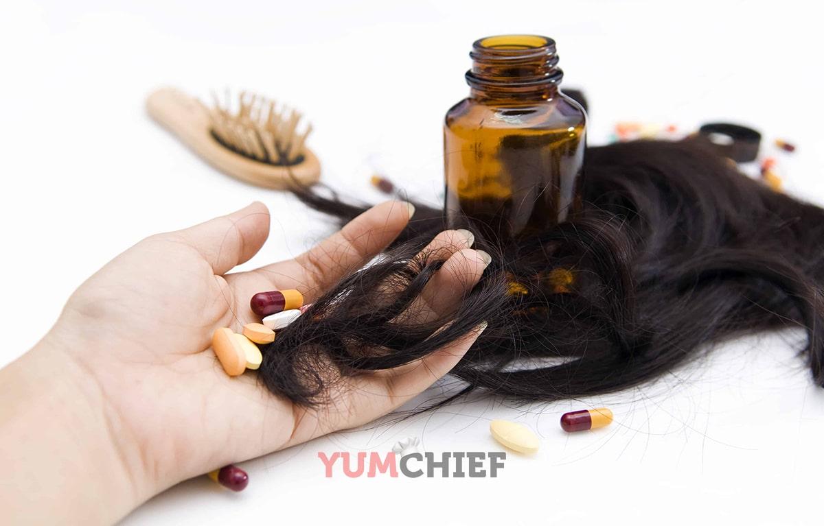 Витамины для волос