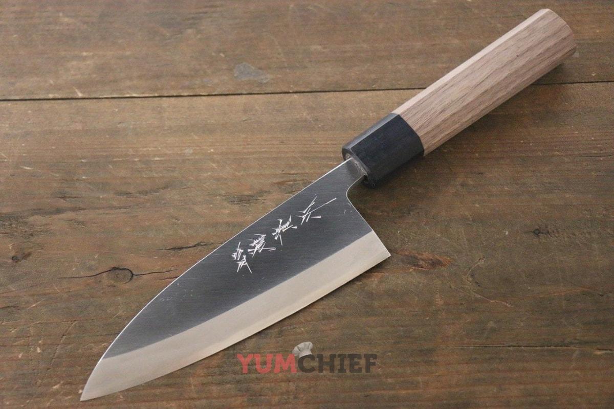 Японский нож Деба (Deba) - фото
