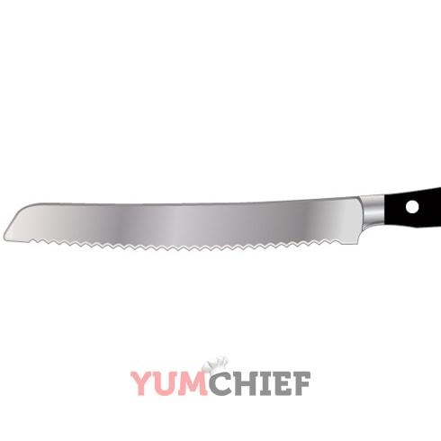 Формы кухонных ножей - фото